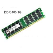 Kingston Ltd DDR1 DDR 1 gb pc3200 ddr400 400MHz 184Pin модуль DDR для настольных компьютеров память CL3 DIMM RAM 1G пожизненная Гарантия