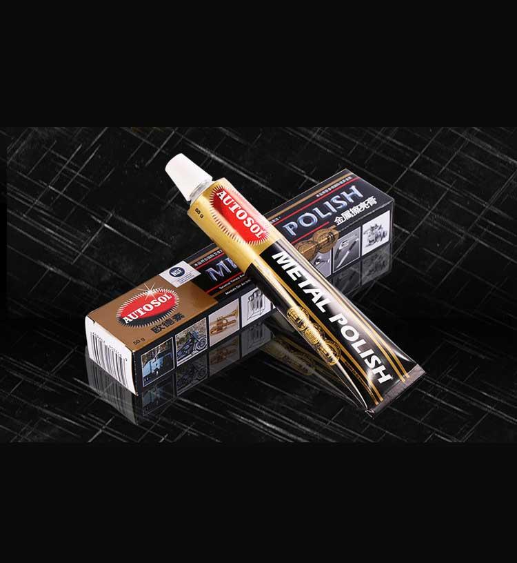 75ml 100g crema, cuchillo y cera de pulido a máquina, pasta de - Abrasivos - foto 2