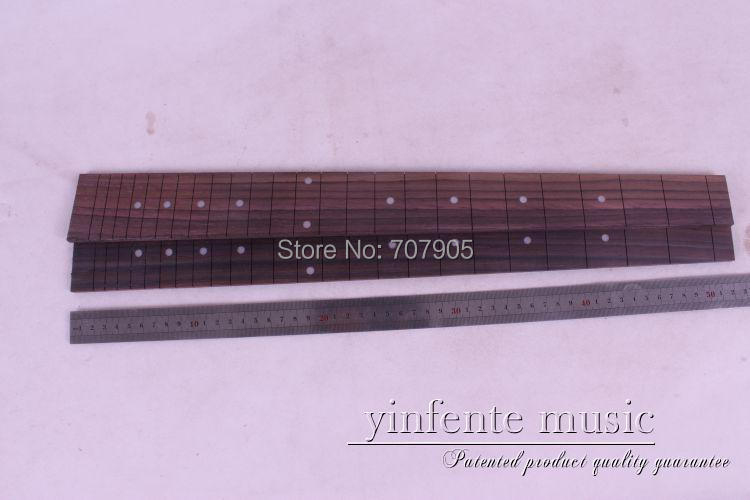 New 3 pcs  25.5  Guitar Fretboard electric guitar RoseWood Fretboard Parts High quality 3#