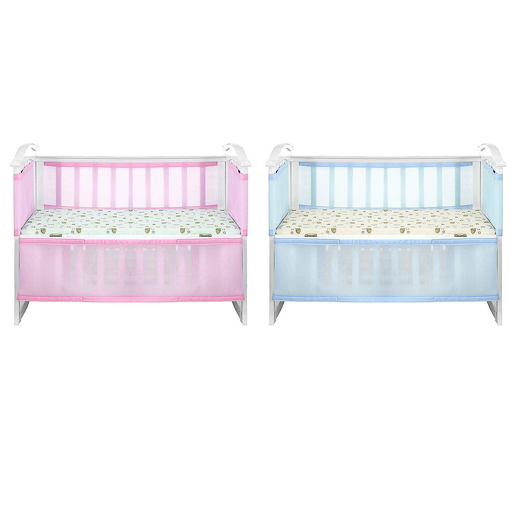 Crib Enclosure Baby Bed Enclosure Crib Protection Supplies New