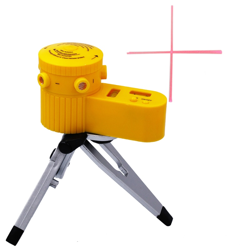 Nivelador multifunción de 5 uds con línea horizontal y vertical de trípode herramienta de medición nivelador láser de equipo LV60