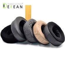 Almohadillas de repuesto Defean de 105x85mm para auriculares Brainwavz HM5 HM 5