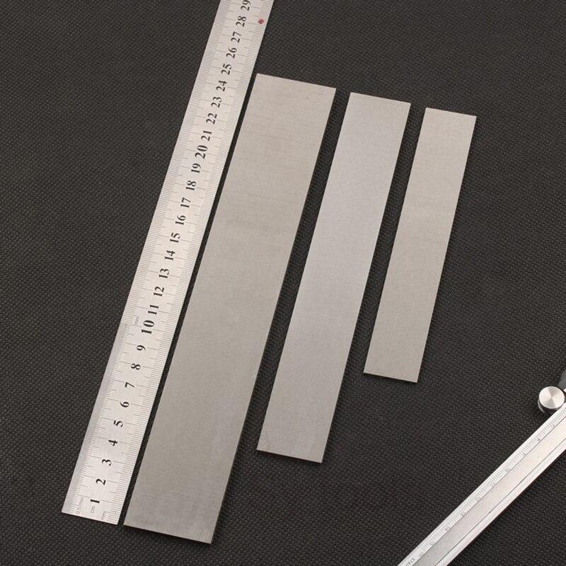 HRC60-61 hoja de cuchillo DIY acero polvo sueco acero Suecia desgaste/resistente a la corrosión/acero de alta retención tratado con calor