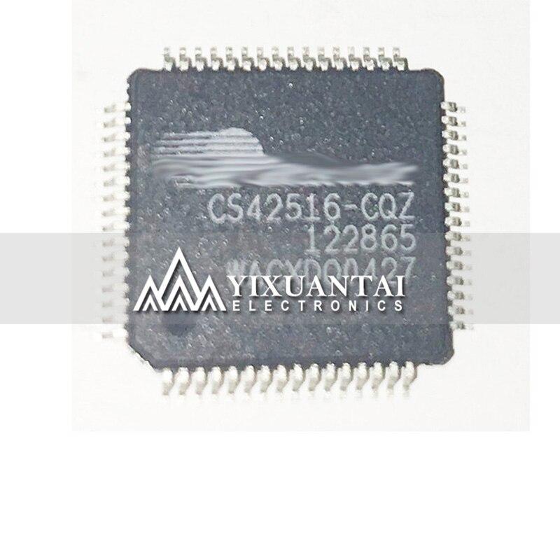 1 unids/lote 5 unids/lote 10 unids/lote envío gratuito 100% original CS42516-CQZ CS42516 LQFP64