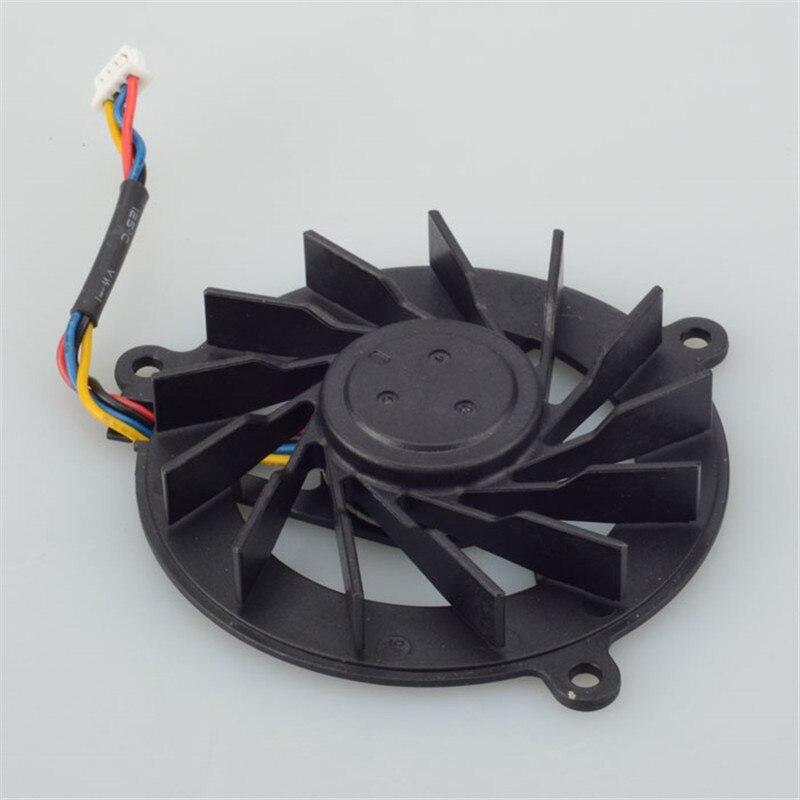 Охлаждающие вентиляторы для ноутбуков ASUS A8 F8 A8F Z99 X80 N80 N81 F3J F8S Z53J Z53 M51 4Pin, кулер для процессора ноутбука P20