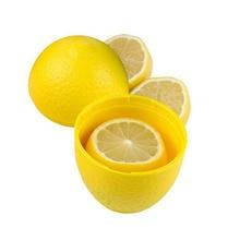 Verse Opbergdoos Lemon Lime Saver Plastic Container Houder Lamp Vormige Vochtig Diverse Voor Keuken Koelkast