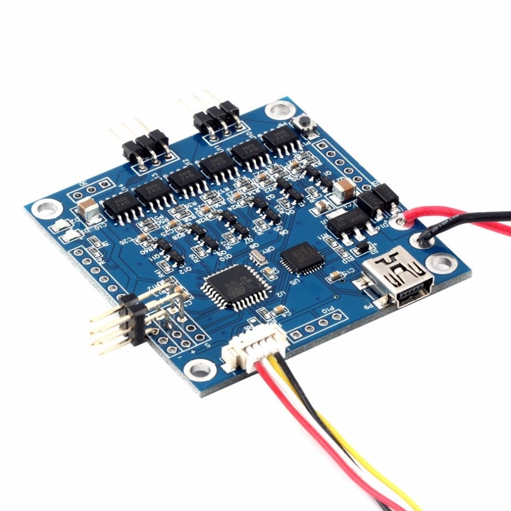 Free Shipping/New BGC 3.0 MOS Gimbal Controller Driver Two-axis Brushless Motor enlarge