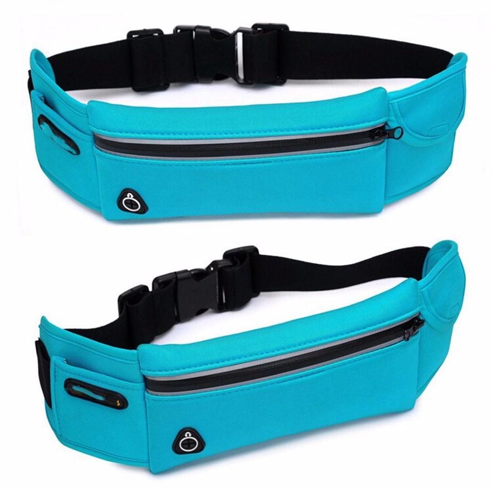 Waist Belt Pouch Phone Case Cover sport Running Jogging Field walk Bag For Samsung Galaxy S10 FOR Huawei P30 P20 lite Pro