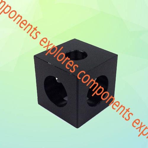 Openbuilds مكعب الزاوية موصل ، 20*20*20 ملليمتر