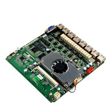 Baytrail J1900 четырехъядерный 2,4G Промышленная материнская плата/высокопроизводительная материнская плата маршрутизатора