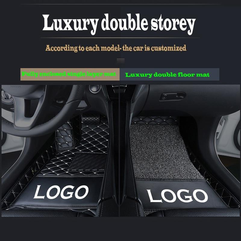Custom Logo Fit Car Floor Mats For Mercedes Benz Slk 350 W170 W171 R171 R172 Slk200 Car Styling Floor Mats Aliexpress