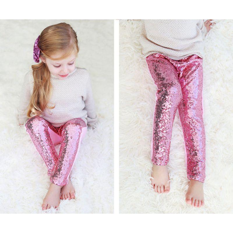 Pantalones de lentejuelas Rojas personalizados para niñas pequeñas, Leggings de lentejuelas bebé niñas, para niños pequeños de brillos legging, pantalones de cumpleaños, pantalones de lentejuelas naranjas
