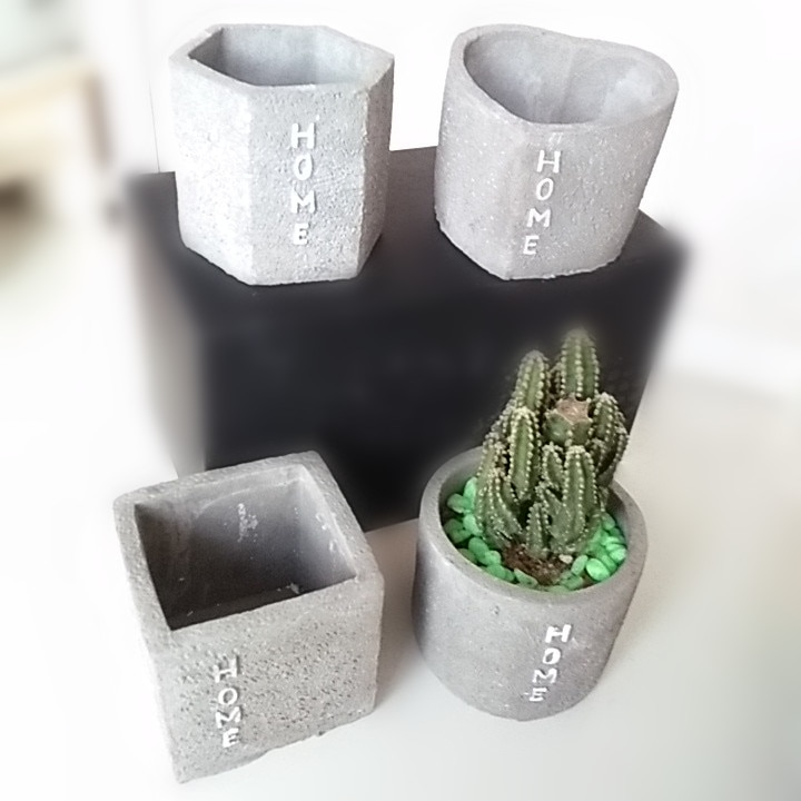 Molde de silicona de hormigón hecho a mano tetera artesanal, molde para suculentas plantas, decoración de mesa, jarrón, moldes de cemento
