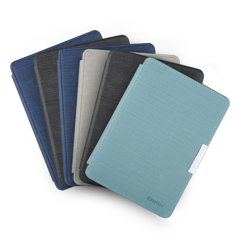 Умный Магнитный чехол-книжка из искусственной кожи для Amazon Kindle Paperwhite 1 2 3 funda чехол s для Kindle Paperwhite