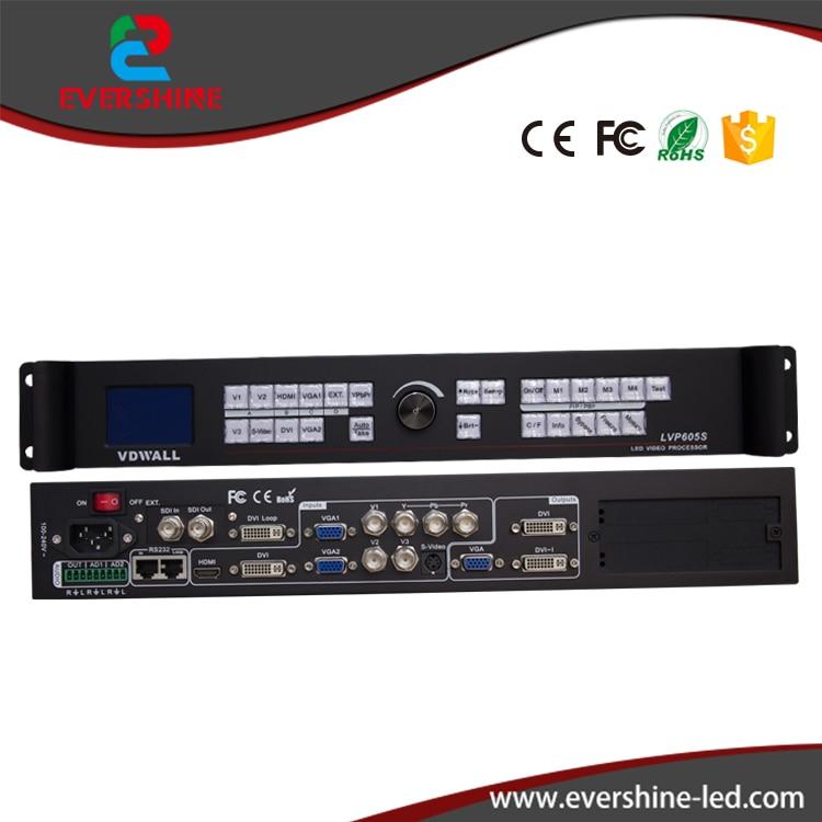 VDWALL LVP605D LED Display VIDEO Wall Processor with VGA/DVI/HDMI