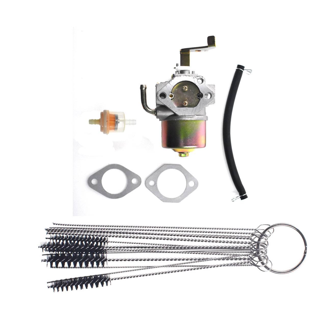 Carburetor Cleaning Brush gasket air filter For Subaru Robin EY28 EY 28 Generator RGX3500 RGX3510