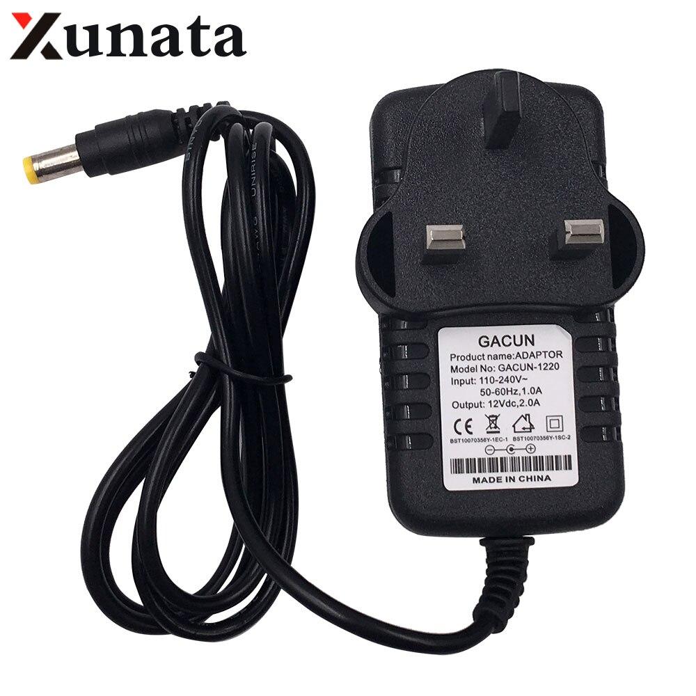 1A 2A 3A 4A 5A 6A 10A Led Power Supply Adapter Transformer AC 100-240V to DC5V 12V 24V LED Driver Converter EU/US/UK/AU Plug
