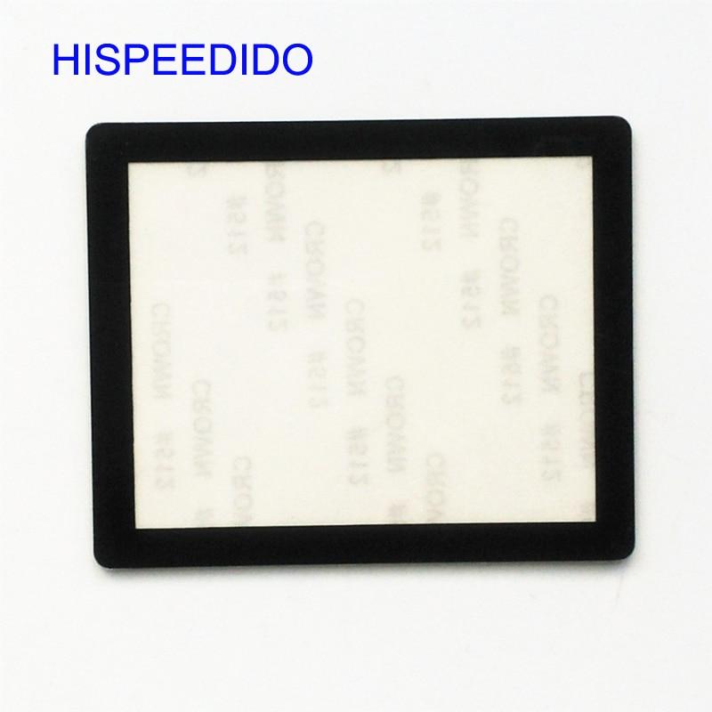 Lente HISPEEDIDO 20 pçs/lote Para NDS Tela De Plástico com Fita Adesiva para Nintendo DS NDS Protetor de Lente de Substituição Parte