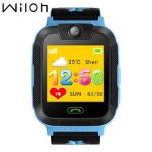 Enfants montres GPS tracker 3G WCDMA 1.4