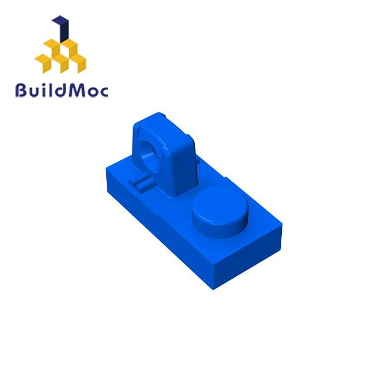 BuildMOC Compatible con partículas de montaje 30383 1x2For piezas de bloques de construcción DIY LOGO educativo creativo regalo Juguetes