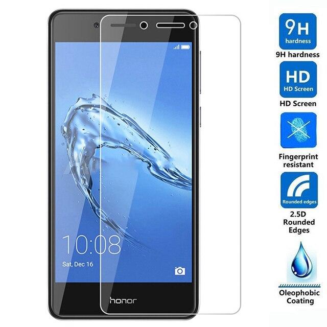 Для Huawei Nova Smart Not Full Cover закаленное стекло для Huawei Nova Smart DIG-L01 DIG-L21 Защитная пленка для экрана