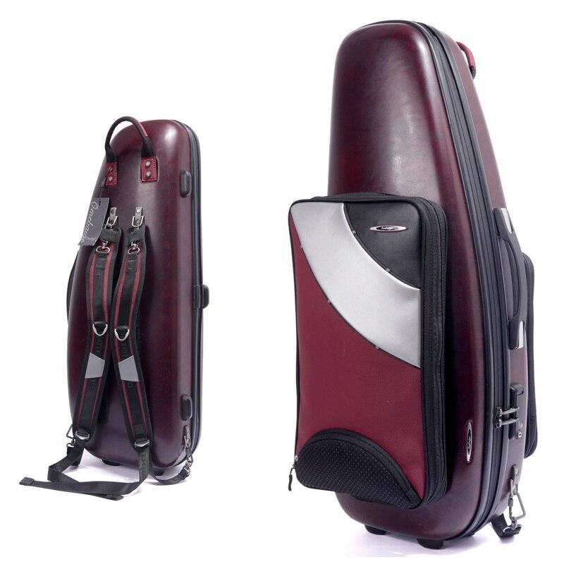 Pochette amovible bB ténor Saxophone case sax bandoulière sac portable Bb sach sac Alto drop B saxophone case housse sac à dos