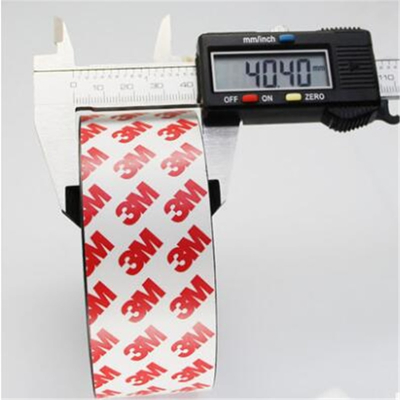 Zion 1 м 40x1,5 мм прочная магнитная лента самоклеящаяся Гибкая магнитная лента резиновая магнитная лента ширина 40 мм толщина 1,5 мм