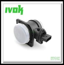 Sensor MAF de flujo másico de aire de alta calidad para Volkswagen VW Beetle Golf Jetta 1.9L 038906461C 0281002757