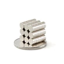 200 sztuk 5x1mm N50 magnes neodymowy magnes ziem rzadkich magnes silne magnesy 5*1