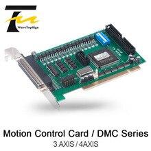 Leadshine DMC série 3 axes 4 axes carte de contrôle de mouvement économique (Version à Configuration Simple) (Version à Configuration Standard)