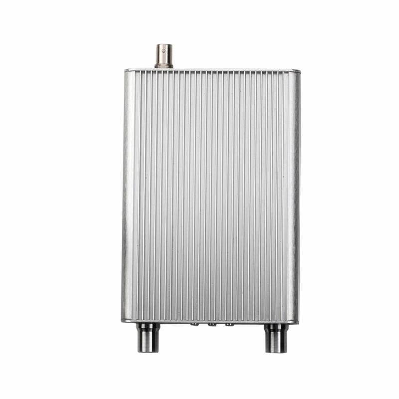 Free Shipping Professional Mini Black 3.5mm NIO-T6B 6W Amplifier Audio FM Broadcast