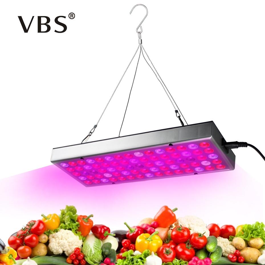 Фитолампа, Светодиодная лампа полного спектра для выращивания растений, 85-265 В перем. тока, 25/45 Вт