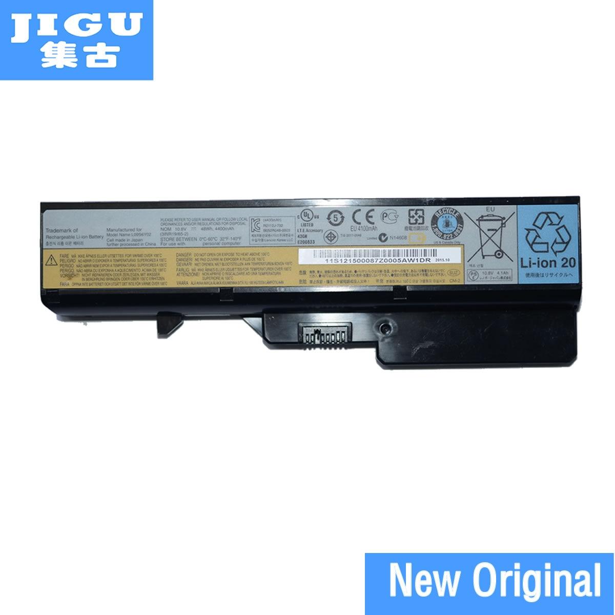 JIGU Original batería para portátil Lenovo G770 G780 V300 V360A V360G V370 V370A Z370 Z370G Z460 Z460M Z465A Z470G Z560