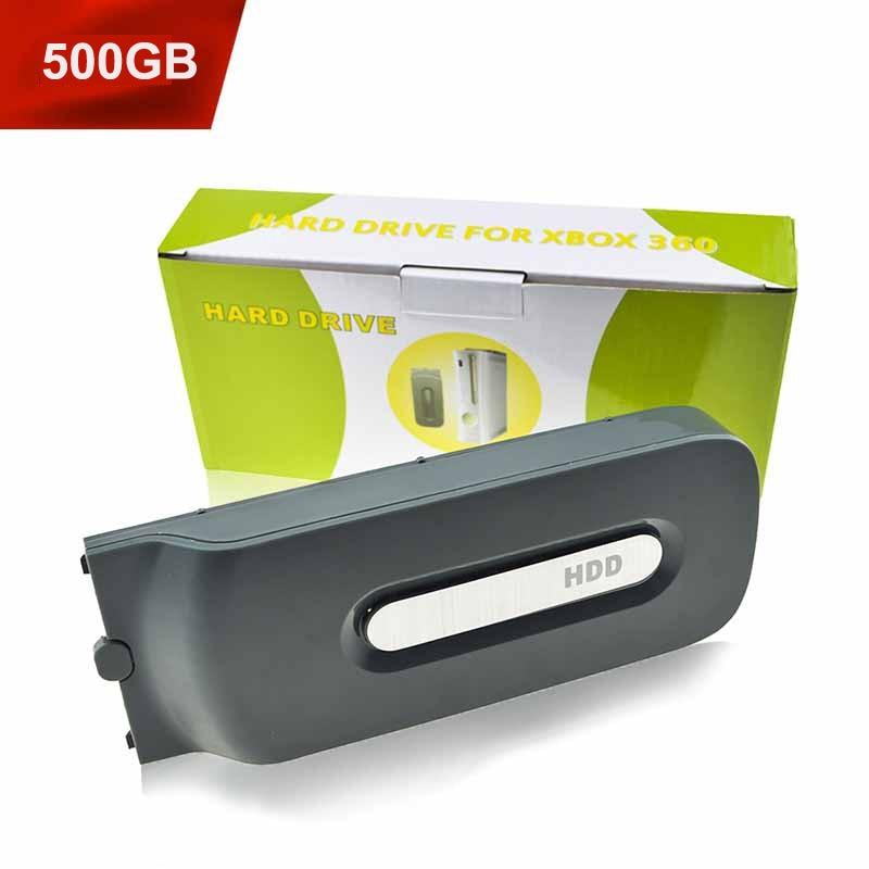 Жесткий диск 120 ГБ 500 ГБ 320 ГБ 250 ГБ 60 Гб жесткий диск для Xbox 360 Fat игровая консоль внутренняя для Microsoft XBOX 360 fat
