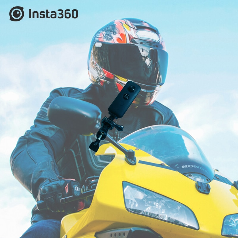 Insta360 uno X Multi-función de la bicicleta de la motocicleta Universal paquete ciclismo BMX ciclismo de montaña para Insta360 Video accesorio de cámara
