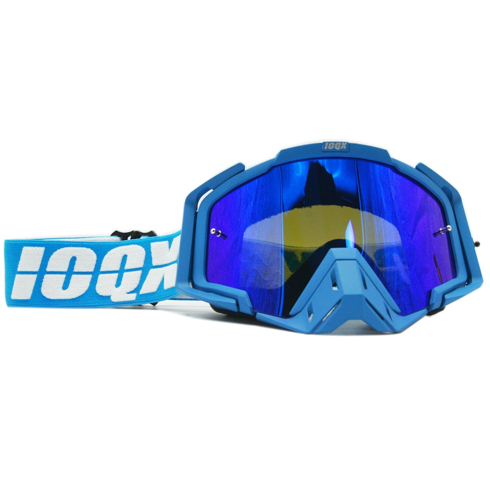 Latest hot IOQX Motocross Goggles Glasses MX Off Road Masque Helmets Goggles Ski Sport Gafas for Motorcycle Dirt enlarge