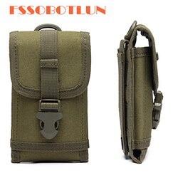 Спортивная поясная сумка для спорта на открытом воздухе, армейская камуфляжная поясная сумка на липучке, чехол-кобура для гусеничного кота S61 S60/Cat S40/Cat S30 S41 S31