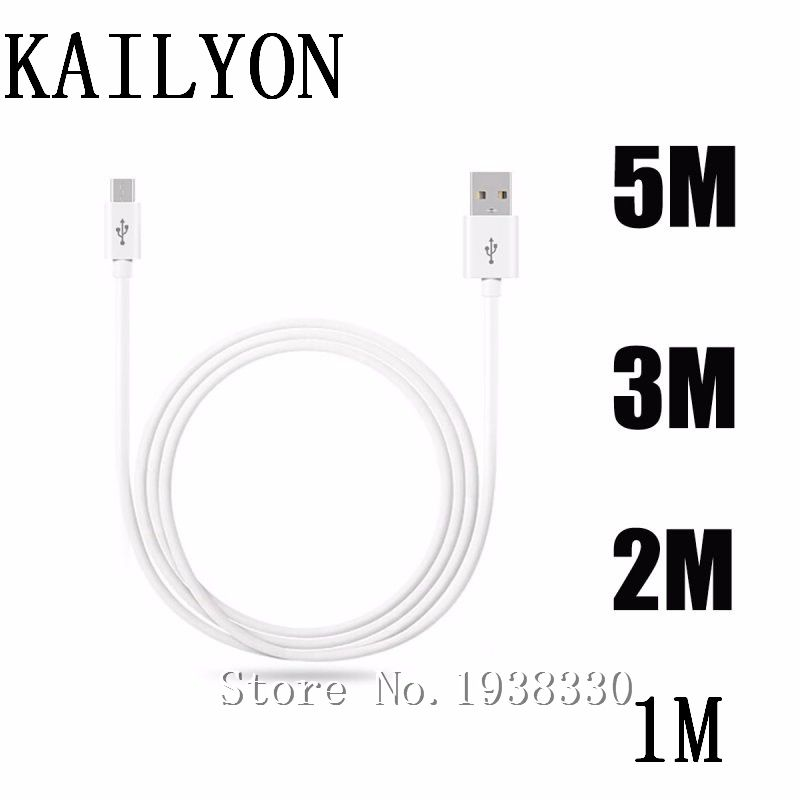 Micro USB Cable for Samsung S6 S7 Edge Charging Mobile Phone Cables 3.0USB Data Charger Cable for HT