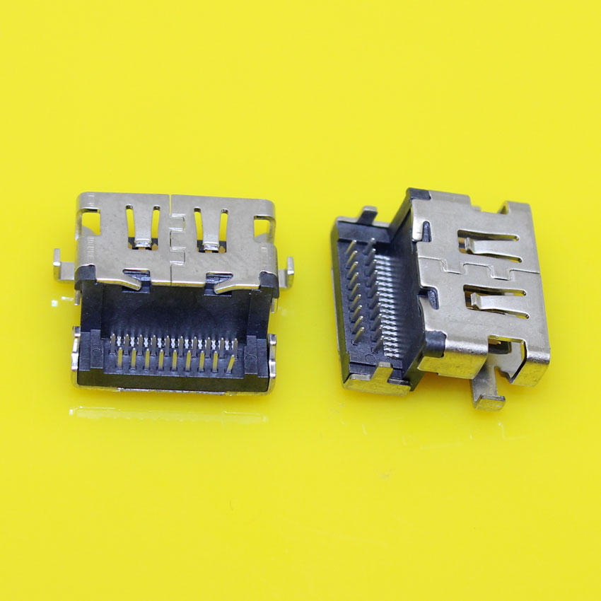 1 Stück Neue Ersatz HDMI Buchse Jack/PCB Anschluss Steckverbinder/19 P Hdmi-anschluss für Asus Lenovo HP Samsung Etc Laptop Motherboard