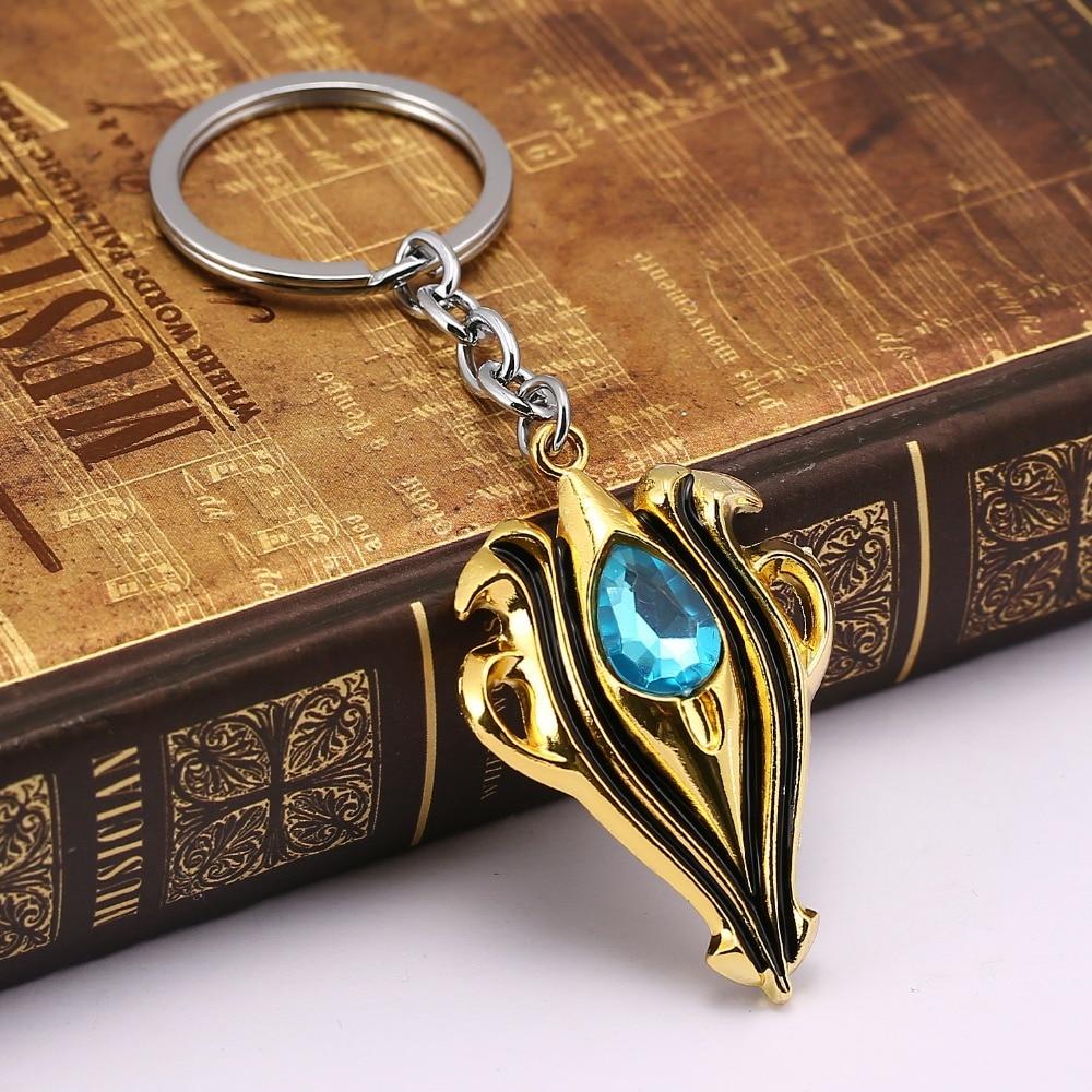 Llavero con emblema de fuego, llavero de armas con diseño de llama para hombre y mujer, bolso, bolso, amuleto, joyería, llavero de Metal para coche