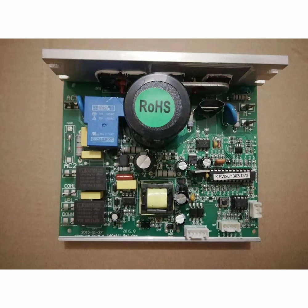 genuine for Reebok ZRK1 treadmill motherboard controller driver lower control board power board
