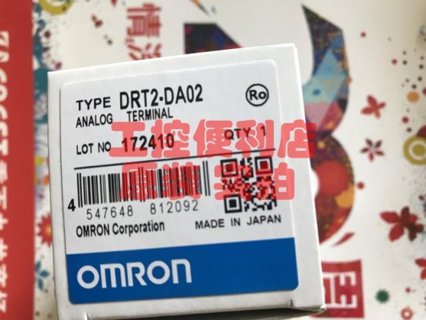 DRT2-DA02 جديد الأصلي حقيقية PLC وحدة اليابان واردات DRT2-DA02