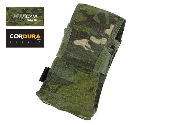 TMC doble bolsa de MOLLE Mag HK417 revista Multicam Tropic(SKU050977)