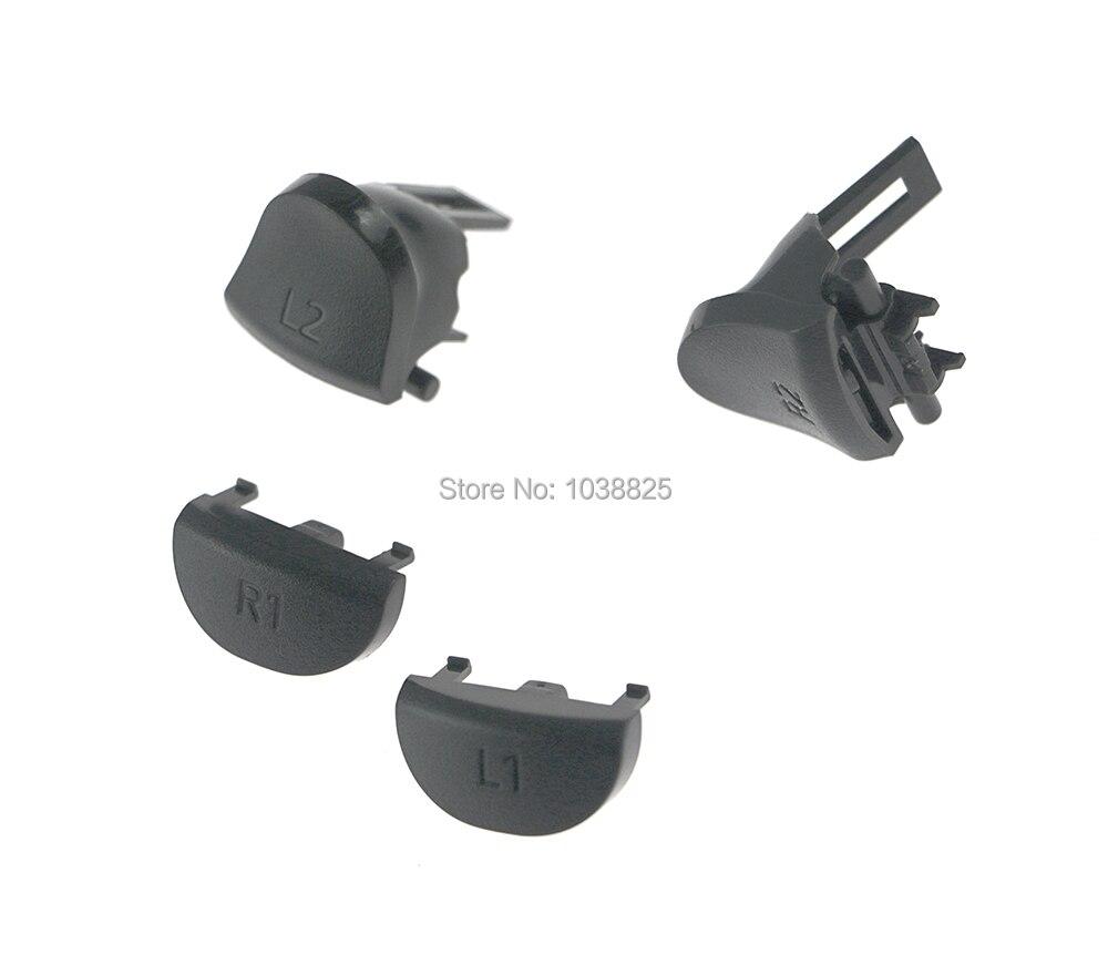50 set/lote de JDS-040 JDM-040 para Playstation 4 L2 R2 L1 R1 Springs para PS4 R2 R1 L1 L2 botón