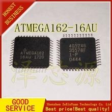 10 PCS/LOT ATMEGA162-16AU ATMEGA162-16 ATMEGA162 QFP44