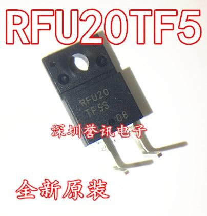 5pcs/lot RFU20TM5S FU20TM5S RFU20-TM5S FU20 TM5S TO-220F laptop chip new