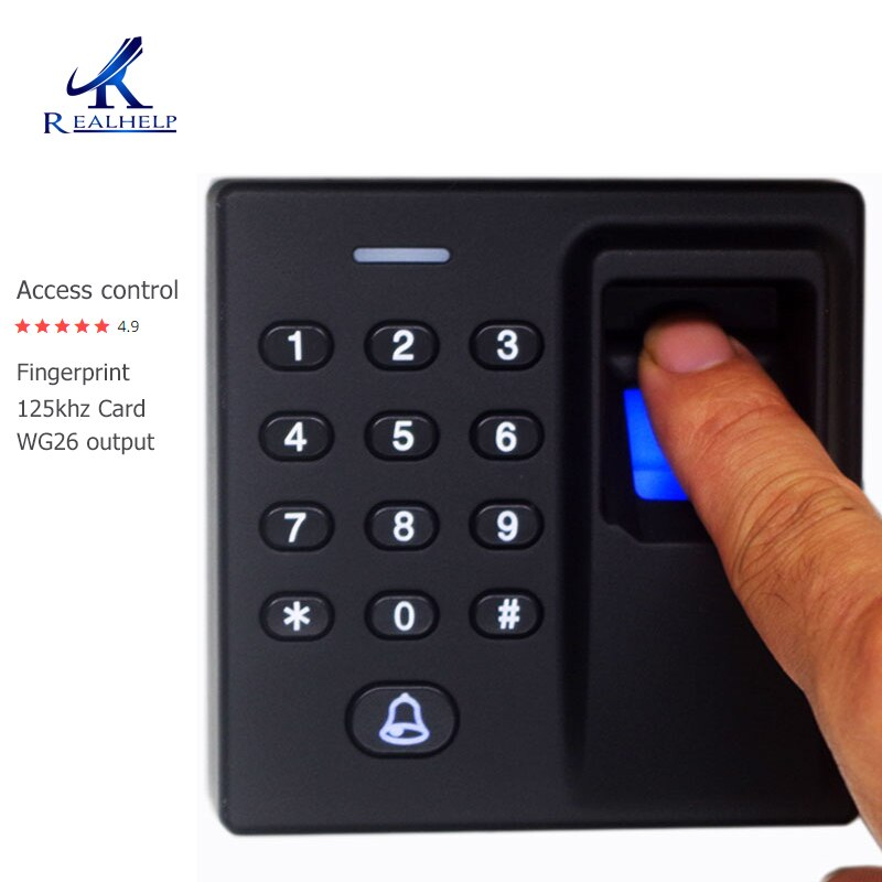 500Users Access System Fingerprint Sensor RFID card reader Access Control Reader Fingerprint Scanners Wiegand26