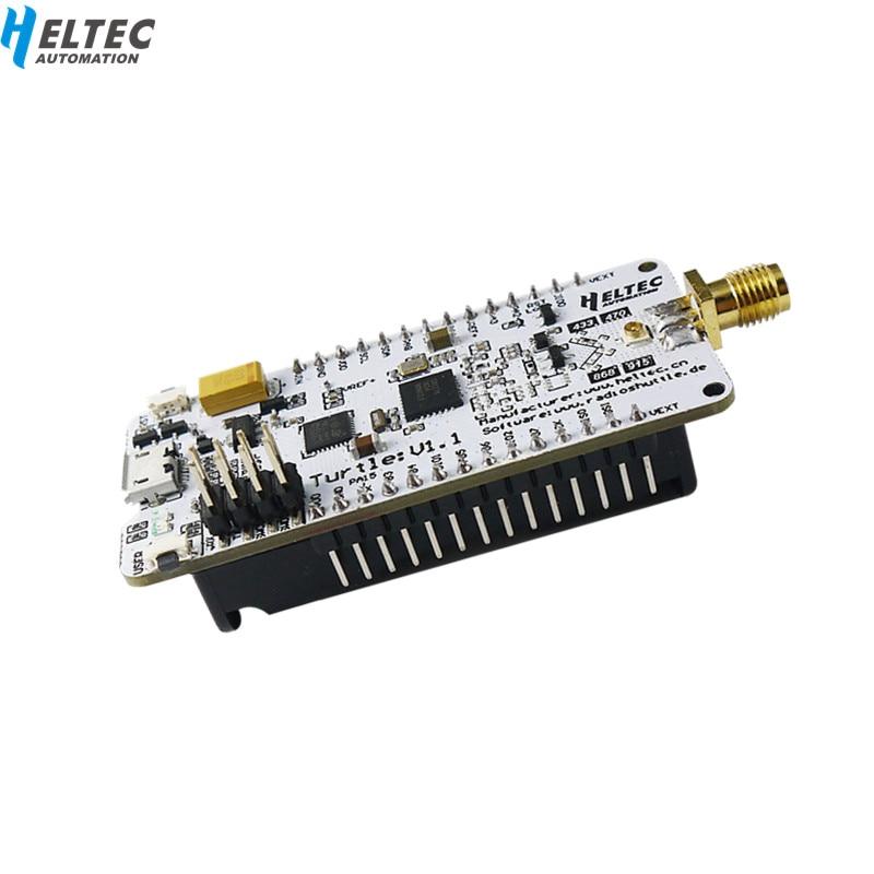 Heltec Turtle Board 433MHZ/868MHZ/915MHZ STM32 LoRa /L432 SX1276 lora development Board Ultra Low Power LoRaWAN and RadioShuttle