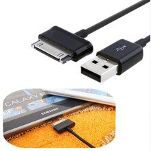 USB Charger Charging Data Cable Cord for Samsung galaxy tab 2 3 Note P1000 P3100 P3110 P5100 P5110 P