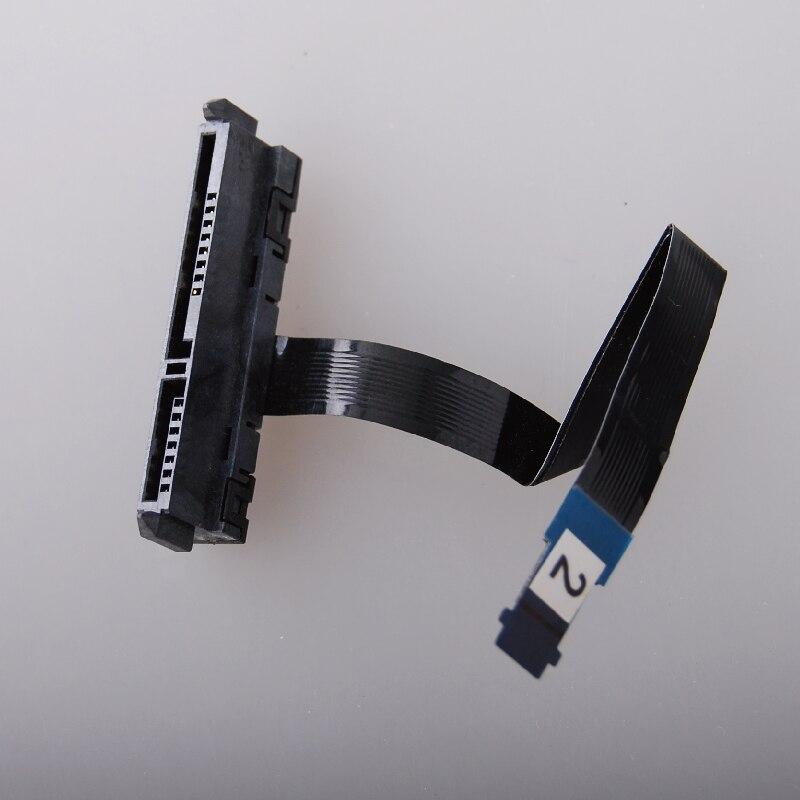 Wzsm novo cabo hdd para hp envy 15-j 17-j série sata disco rígido conector cabo 6017b0421601